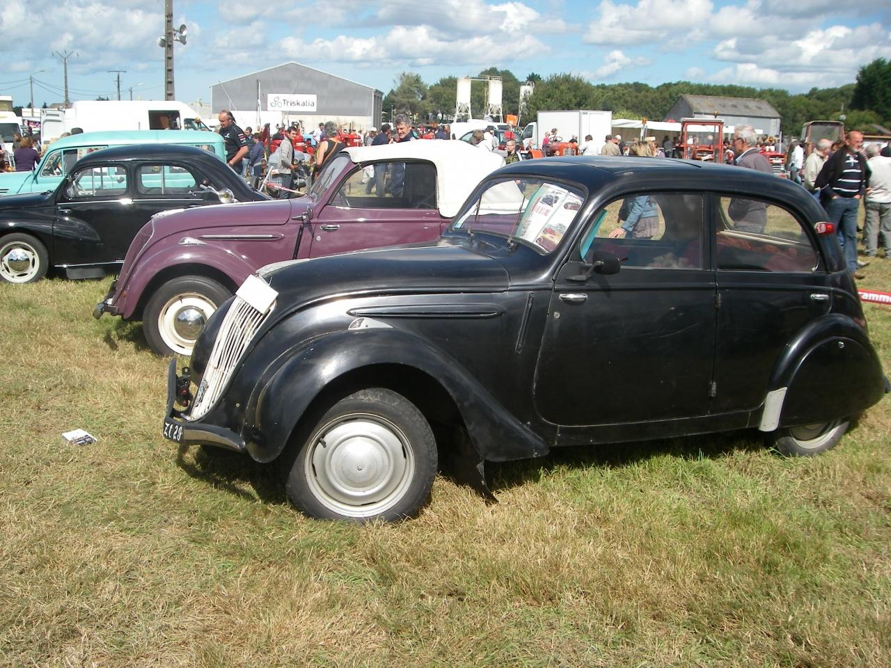 Festival des vieilles mécaniques 2011